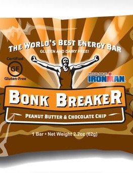 Bonk Breaker bars are available in 11 flavours, all of which are gluten- and dairy-free