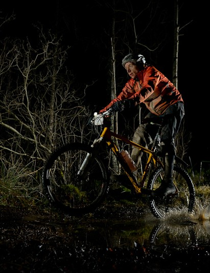 Riding through the night is never easy, but the Strathpuffer race involves 17 hours of darkness