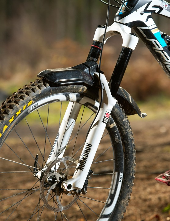 RockShox Pike RCT3 Solo Air 26 fork