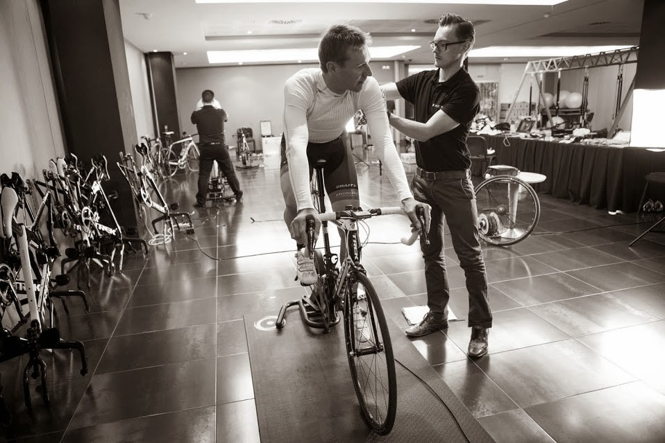 Get the perfect bike fit at the London Bike Show