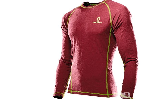 Scott 9ZR0 long-sleeve base layer