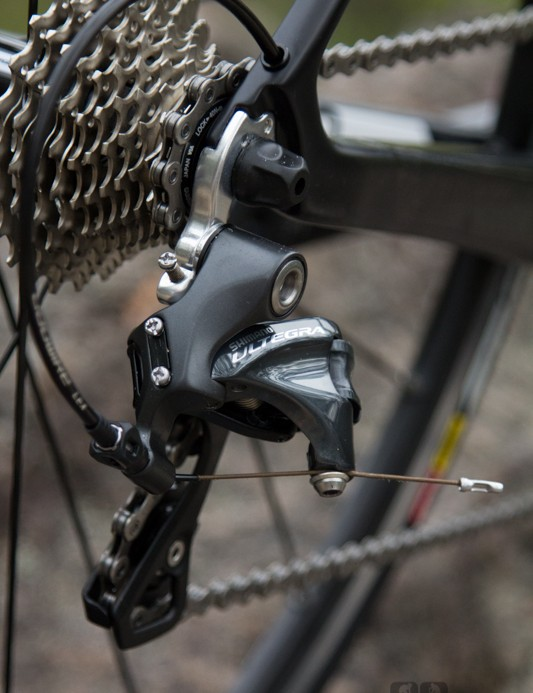 Cell Omeo 1.0 - Ultegra mechanical is a reliable choice