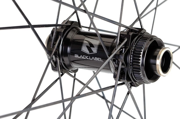 Black Label is Reynolds' new line of premium 27.5 and 29in wheels
