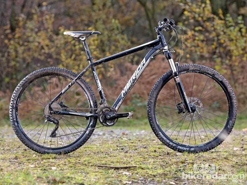 Merida Big Seven Xt Edition Bikeradar