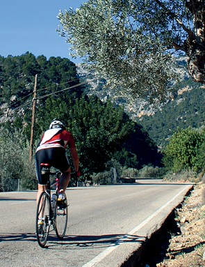 Spain is a great country to explore by bike