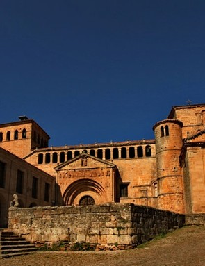 Cantabria has some fantastic old architecture - and what better way to discover it than on two wheels?
