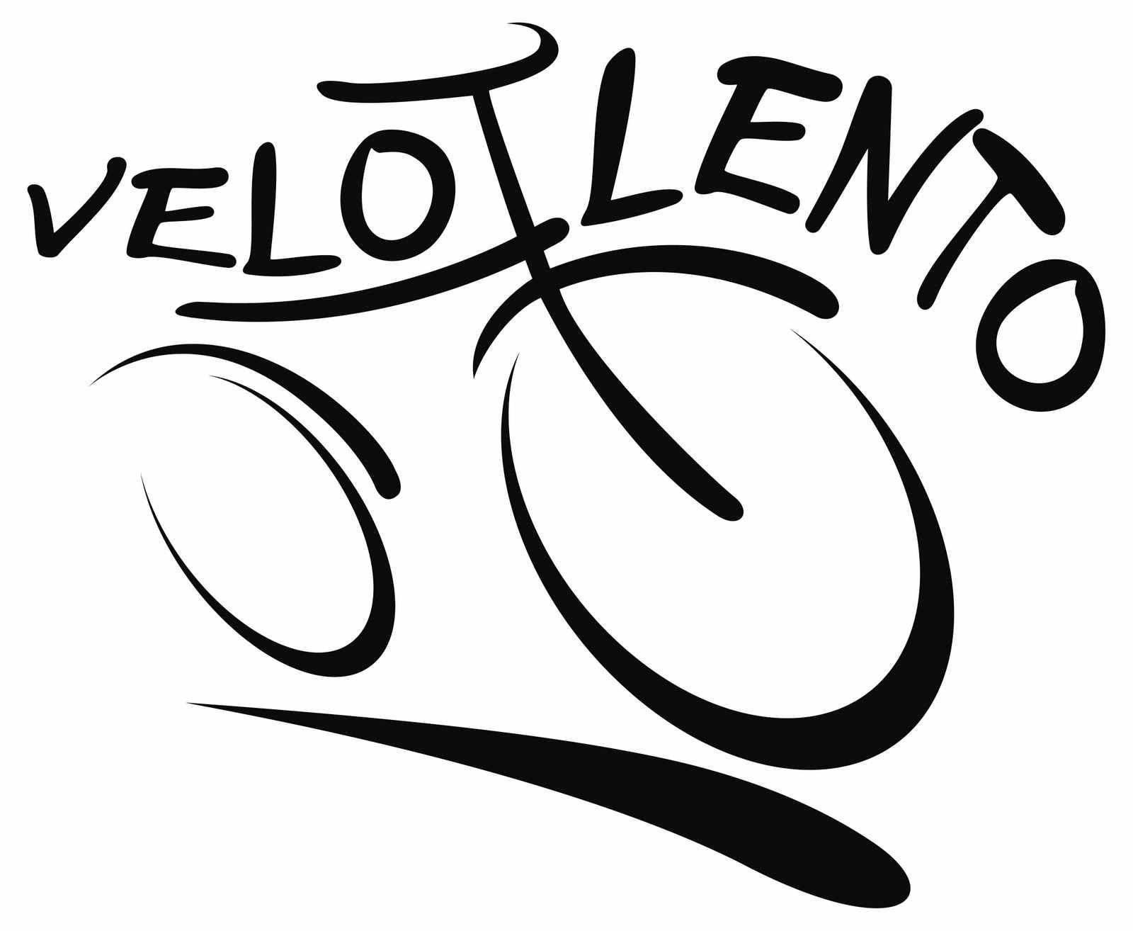 Il logo dell'associazione Velolento