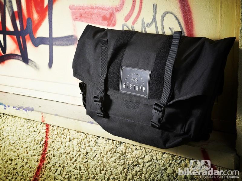 ReStrap The Loader messenger bag