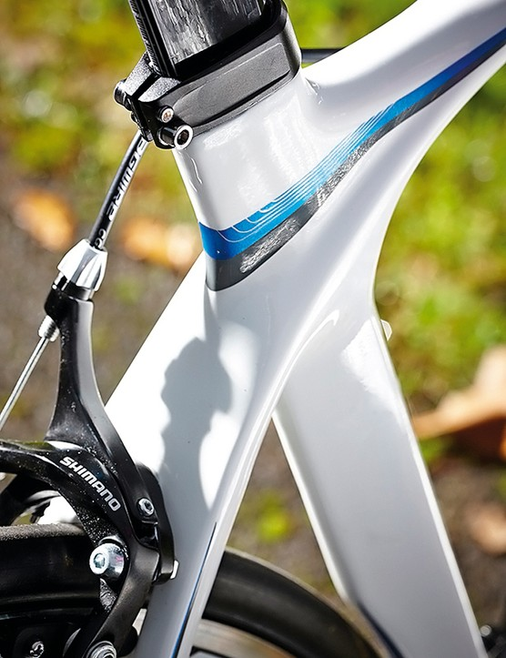 Aero benefits but seatpost choice will be very limited