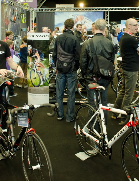 Last year's Bike & Triathlon Show was a phenomenal success