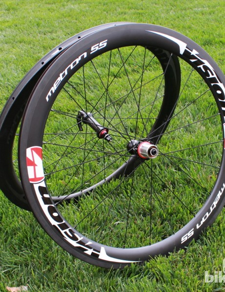 The Metron 55 is the middle wheel of the 40, 55 and 81mm series