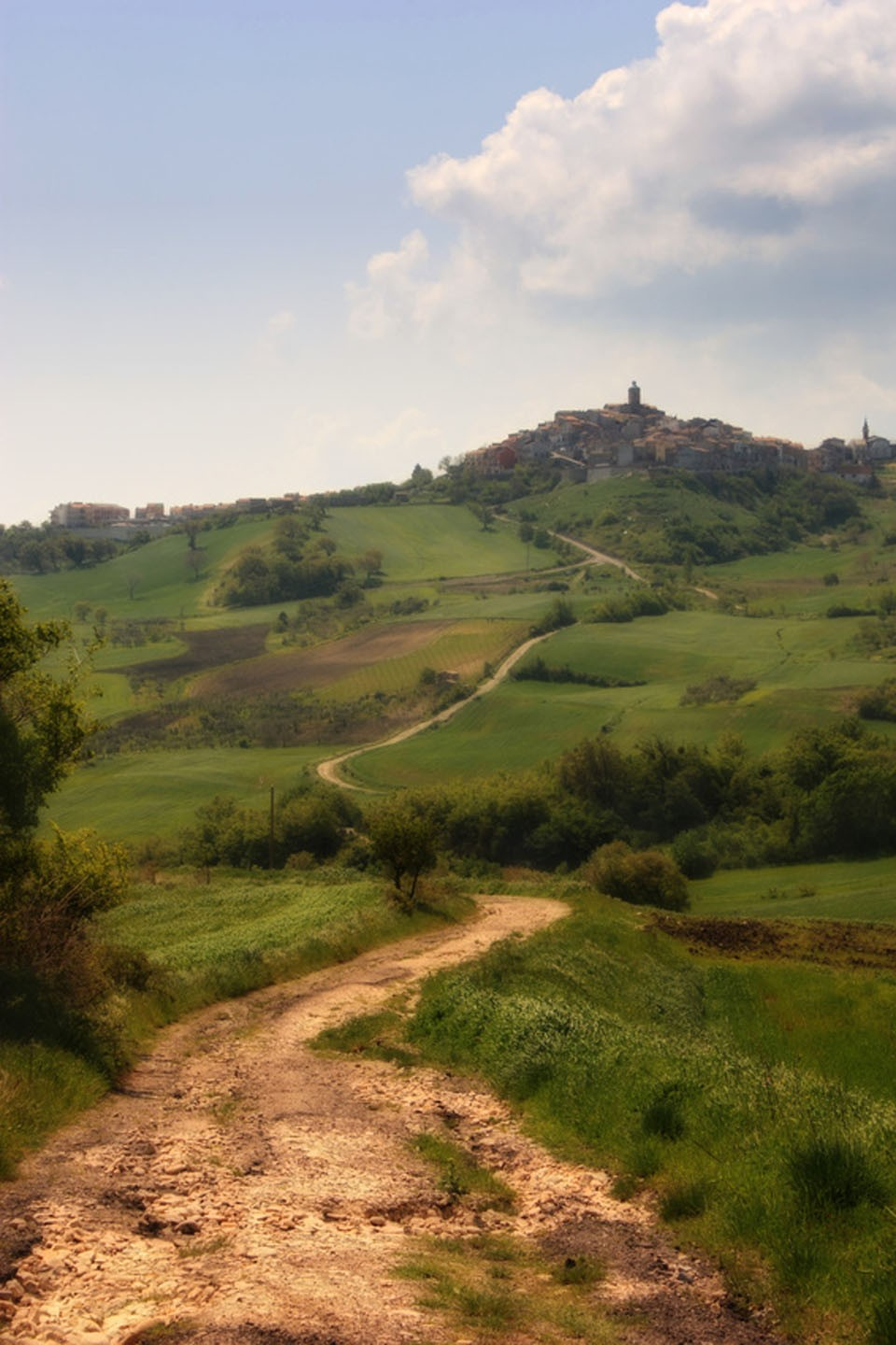 Puglia is a wonderful place to explore by bike