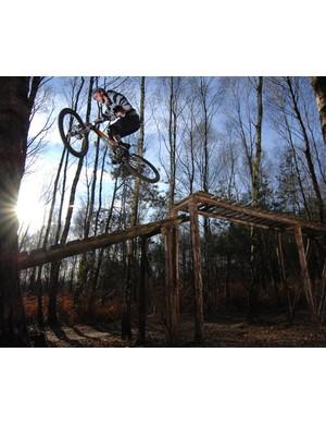 Filthy Trails mountain bike park