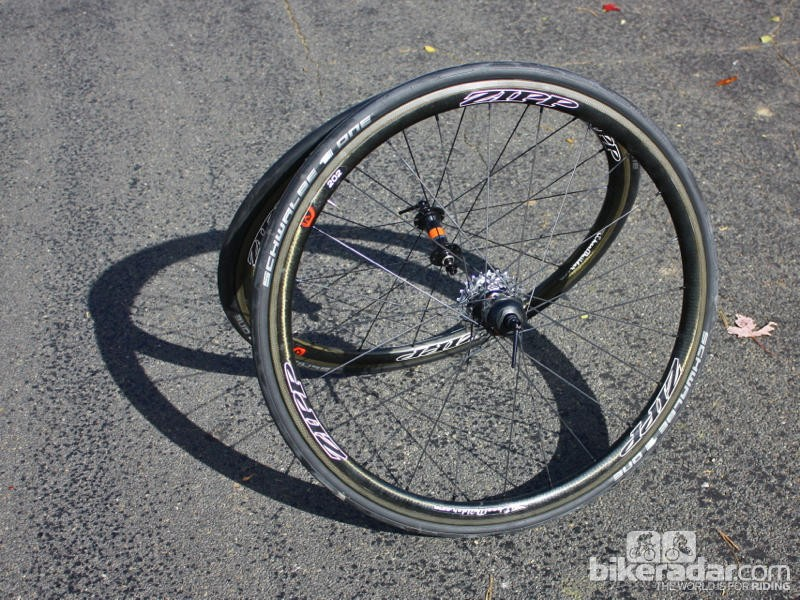 The GS hubset built up into a Zipp 202 wheelest is a North America-only product available through PowerTap.com