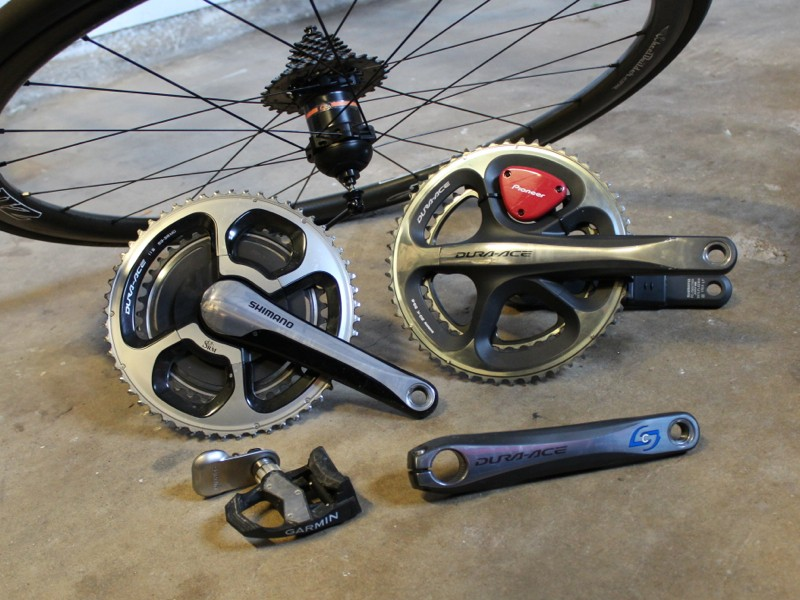 Power meter options abound - what type of problem do you want to have?