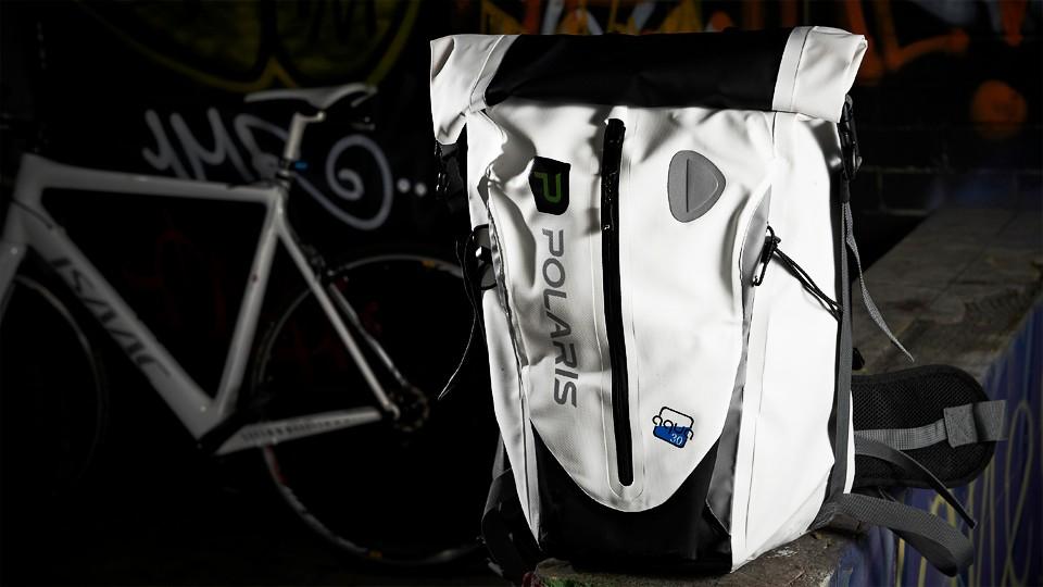 Polaris Aquanought backpack