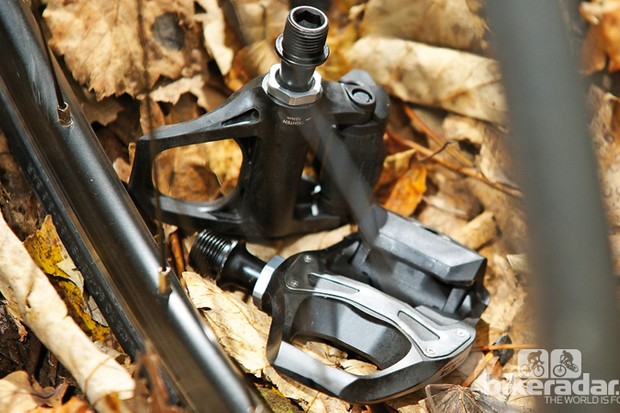 98234d7af9a Shimano PD-5700C 105 SPD-SL pedals. By Cycling Plus