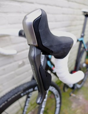Shimano's R785 Di2 hydraulic levers have no groupset allegiance