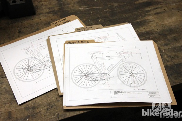 Mosaic began planning for this year's NAHBS months in advance, complete with detailed CAD drawings and plenty of time to incorporate the builds into the company's standard schedule