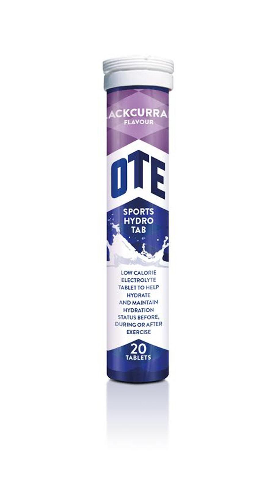 OTE Sports Hydro Tab - blackcurrant