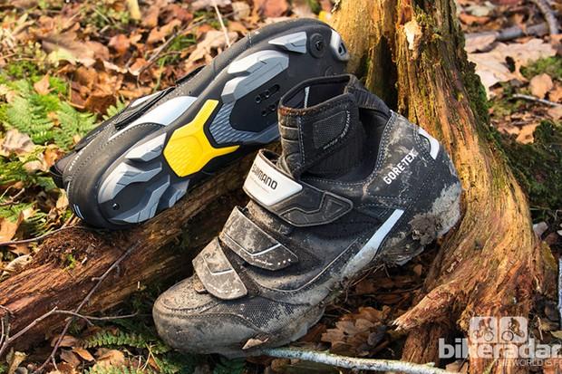 Shimano MW81 winter boots
