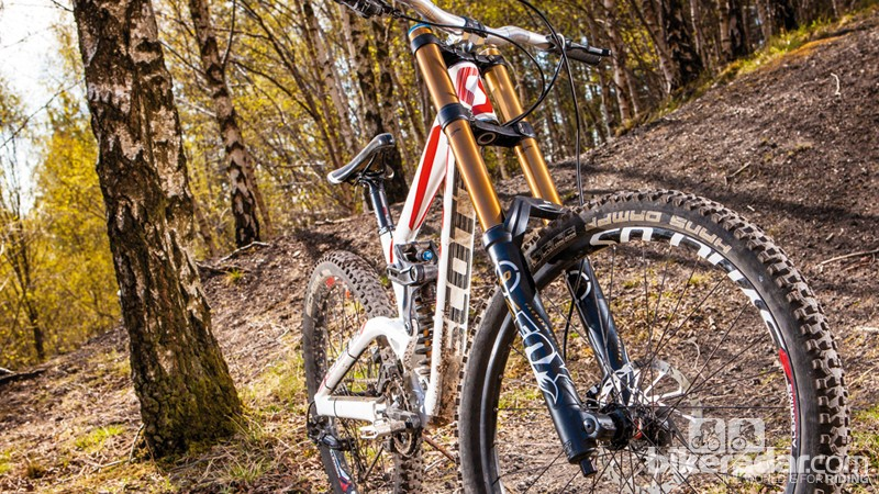 Fox 40 Float 26 FIT RC2 fork