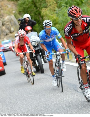 Amaël Moinard (BMC) fit in the performance stakes and fit in the attractiveness stakes too