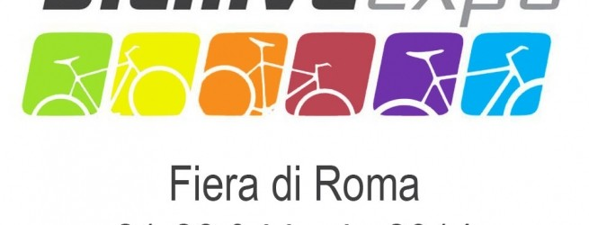 BiciLiveExpo Roma 2014