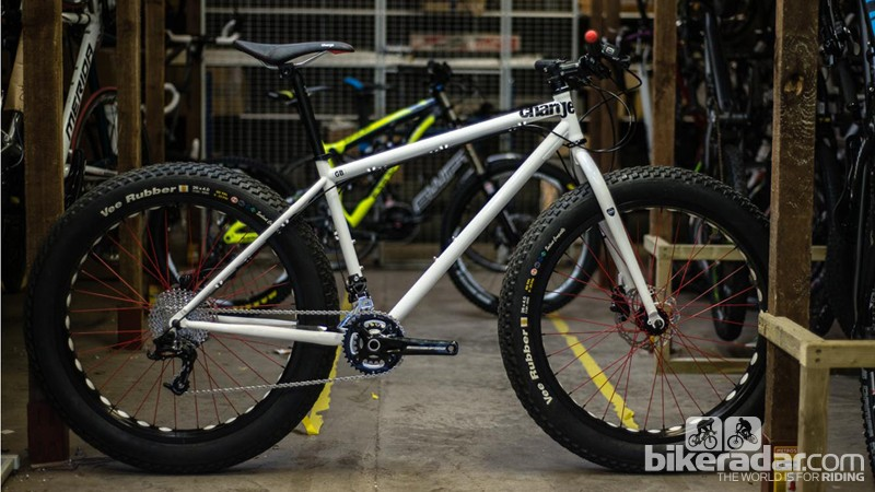 Charge Bikes Cooker Maxi fat bike