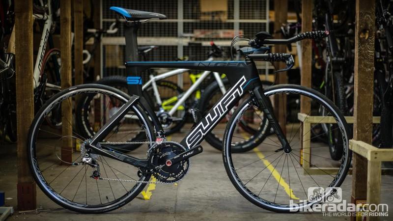 Swift Neurogen TT bike