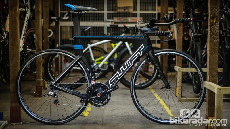 Swift Neurogen TT bike