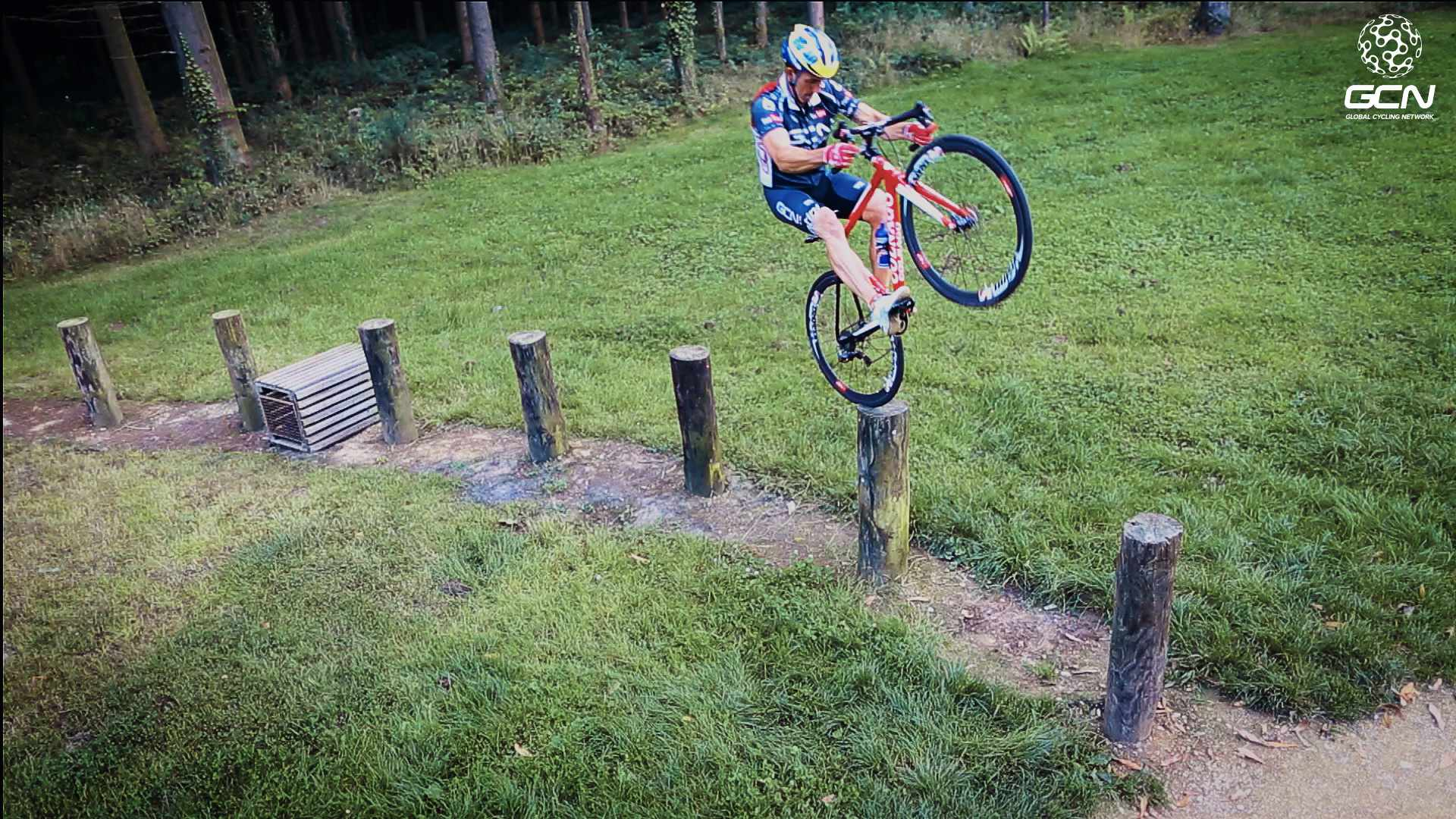 Martyn Ashton and precision riding at its very best – you the man, Mart