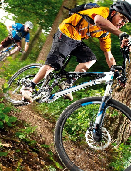 Want to buy a mountain bike? Read our top tips