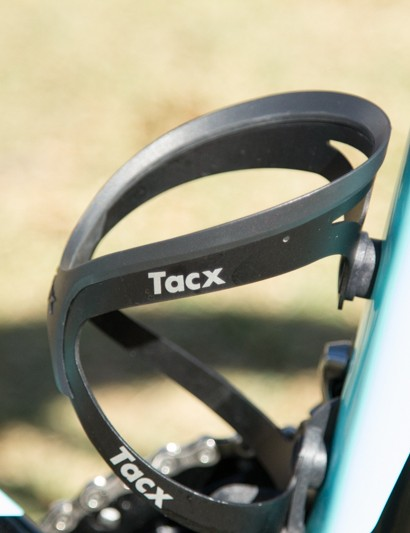 Tacx Tao cages take care of hydration needs