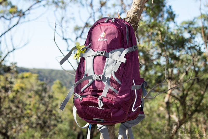 With 26 litres of storage, the Deuter Trans Alpine 26 SL is a great, large-capacity women's pack