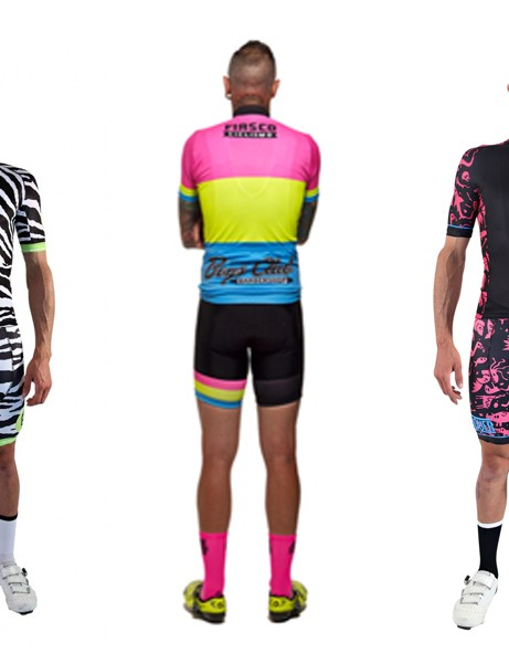 Australian cycle fashion - booming in colour