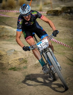 Although 4Shaw doesn't currently offer a kit, he sponsors a local mountain bike team and Mountain Bike Cross Country Eliminator World Champion Paul Van Der Ploeg