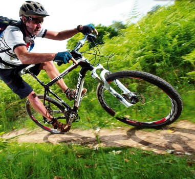 Cross-country (XC) hardtail. Spend at least £200, £700 upwards for a thoroughbred