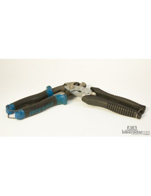 Quality cable housing cutters save plenty of time and frustration, and make good, clean cuts
