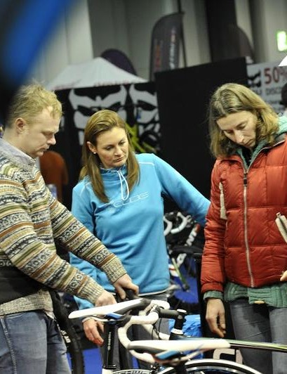 The London Bike Show is a capital chance to peruse some of the best bike gear in the world
