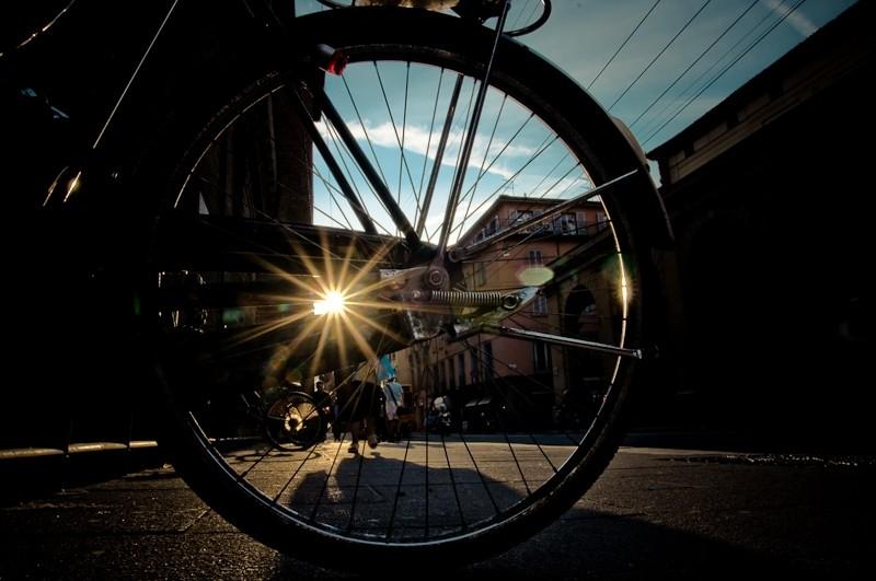 Bologna una città a misura di bicicletta