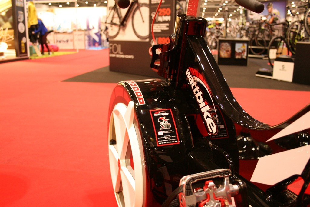 Visit Wattbike to experience power training on their fleet of static bikes