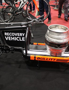 If you want to transport your beer then this creation is probably ideal