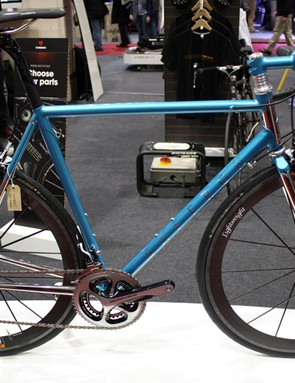 London based firm Saffron frameworks presented this beauty