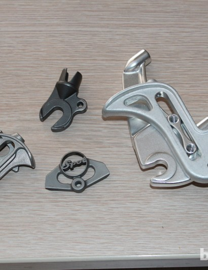 Spot's frames are made in Taiwan, but many of its proprietary parts are designed in Colorado
