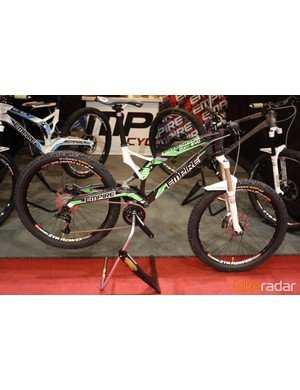 A direct sale strategy means that the MX6-EVO can be offered as a complete bike with an impressive spec from just £2,500