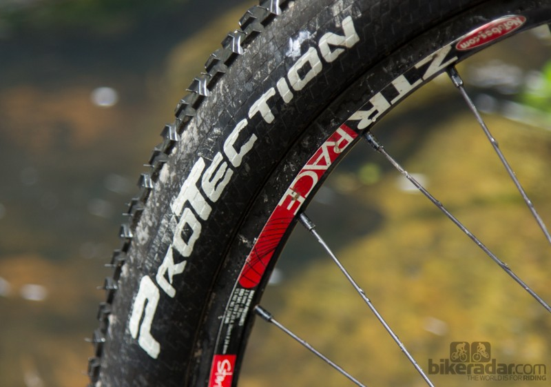 The ProTection series features greater puncture protection from bead to bead and is also UST tubeless-ready