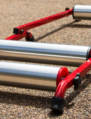 SportsCrafters OverDrive Pro rollers - great execution of resistance in a roller