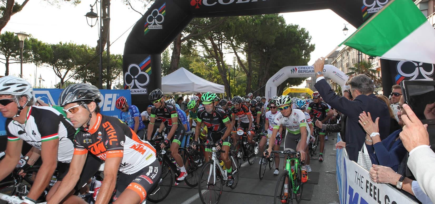 Il Colnago Cycling Festival va in scena dal 2 al 4 maggio, a Desenzano sul Garda