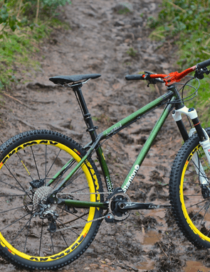 The Switchback could be the start of a new breed of super-slack hardtails